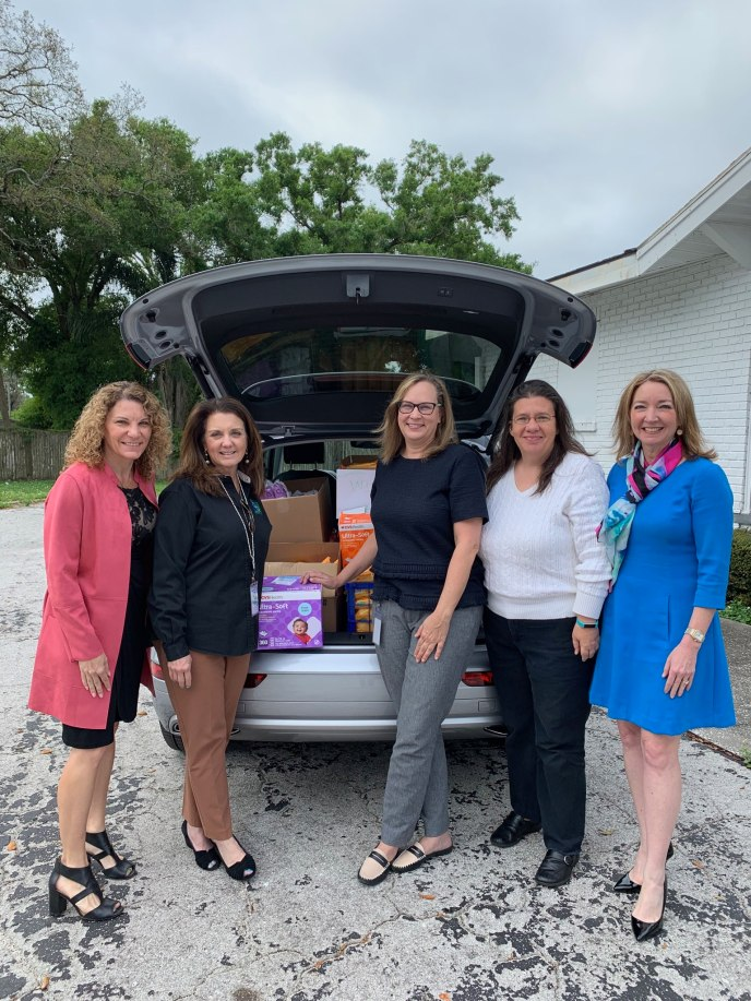 Donating to The Alpha House of Tampa