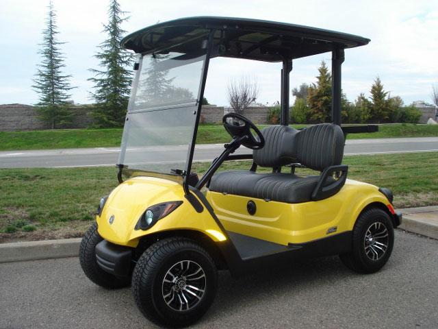 Yamaha Drive Golf Cars Gallery