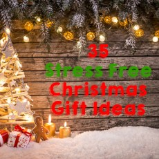 35 Stress Free Chistmas Gift Ideas Gilded Gingerbread