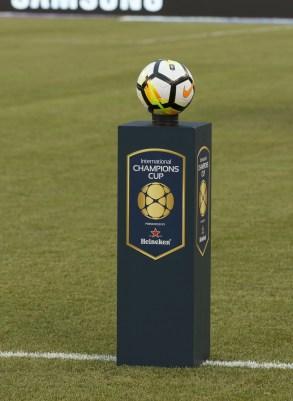 The International Champions Cup (Photo: Lev Radin)