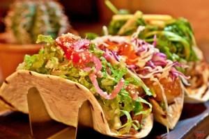 We agree that three veggie fajitas are better than one veggie fajita.