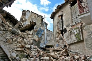 Few natural disasters destroy like earthquakes.