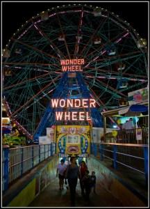 Coney Island's Big Wheel