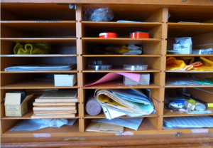 How much of this do you really need? organize