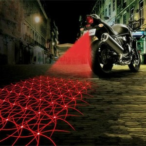 Suzuki believes this is a step toward motorcycle safety.