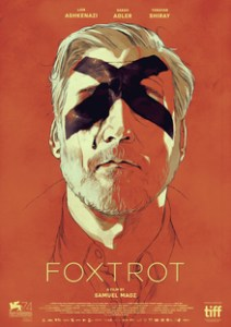 We're declaring Foxtrot the Best Picture...for March 2-4.