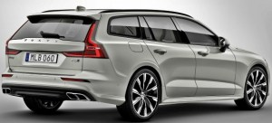 The Geneva Auto Show was abuzz about this Volvo V60.