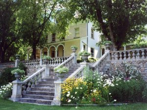 Hamilton's finest gardeners show their work at the Daly Mansion there.