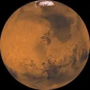 The Nasa's InSight Mars lander is on a near trajectory