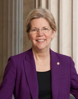 Elizabeth Warren, Democratic Party