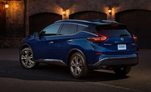 The Murano remains popular.