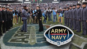 Army and Navy get after it one more time this Saturday on CBS.