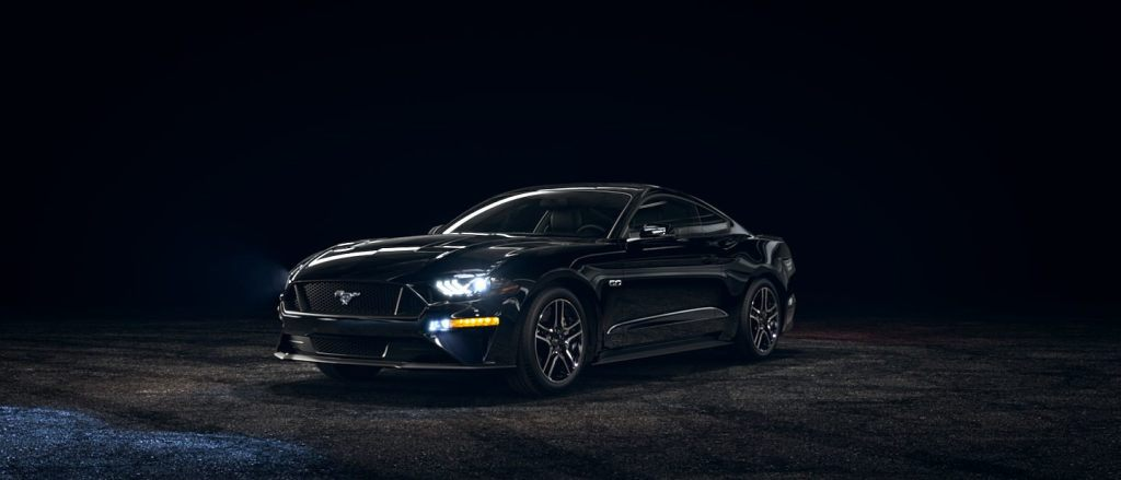 Could this Mustang be the new face of hybrid muscle?