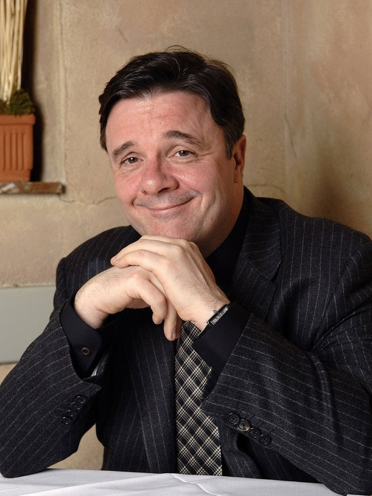 Nathan Lane, a gentleman of the theatre, on Broadway this year.