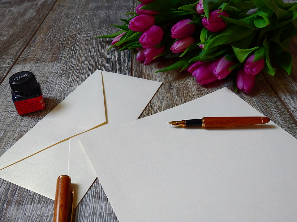 Send your loved one an old fashioned love letter expressing your appreciation for them.