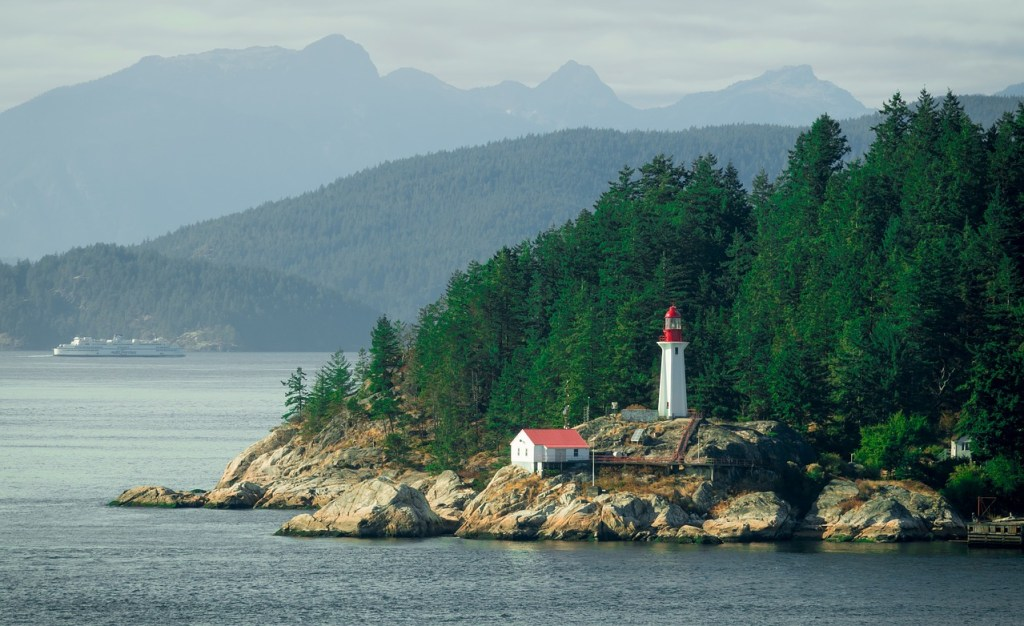 Solitude is the name of the game on most of Vancouver Island.