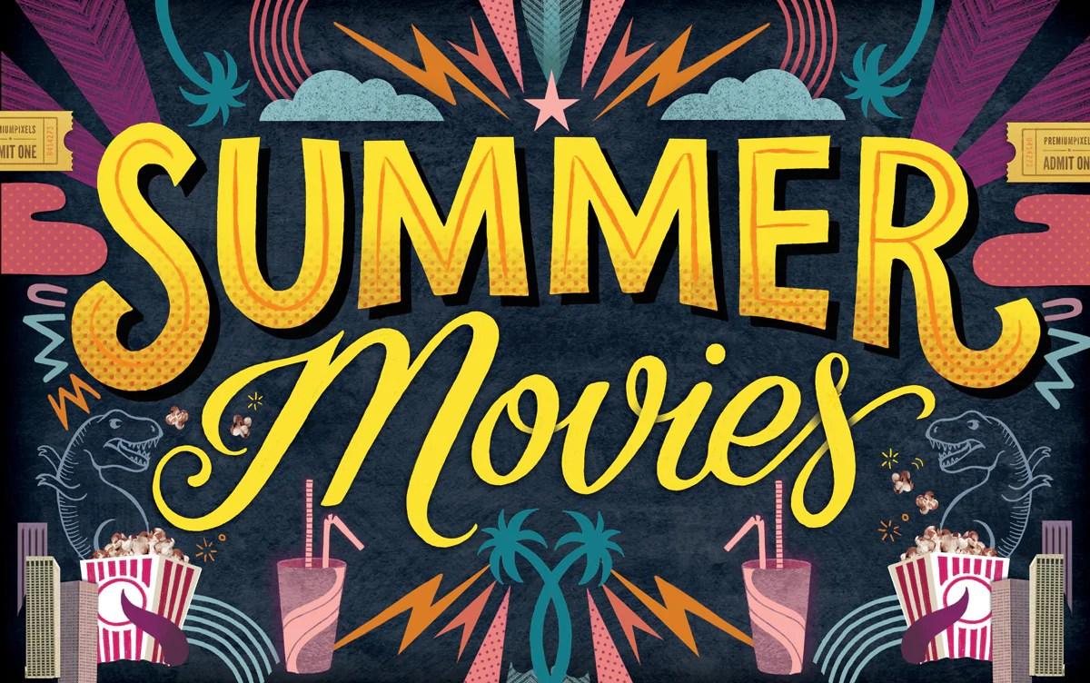 Gildshire's Summer Movie Radar Screen
