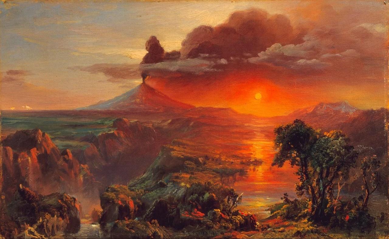 Vulcan S Revenge The Deadliest Volcanic Eruptions