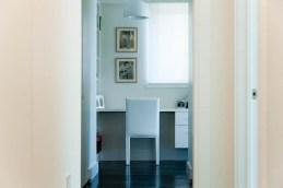 פינת עבודה בדירה בניו יורק - Gil Dvir Design