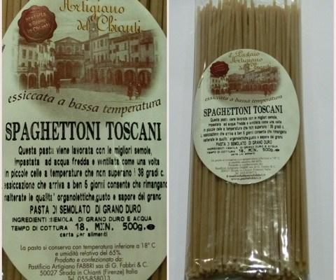 Spaghettoni Toscani
