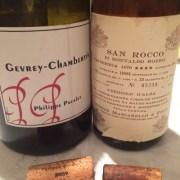 Nice Challenge in Beaune: Pinot Noir vs Nebbiolo.