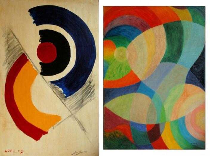 Faux signés Sonia Delaunay