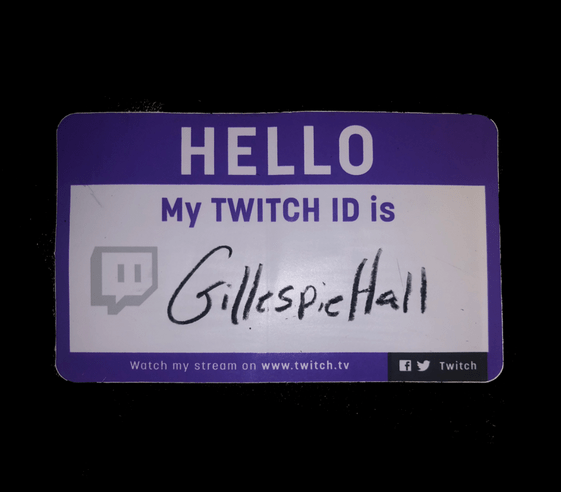 gh twitch live streaming