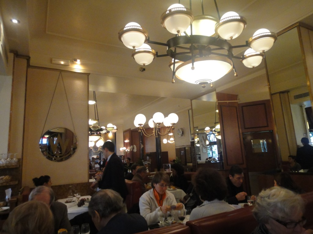 Wepler Restaurants Paris 18e Brasserie Wepler Paris