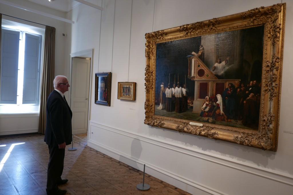 Au musée Fragonard © GP
