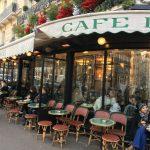 Le Flore Cafe Paris 6e Se Blottir Au Flore Le Blog De Gilles Pudlowski Les Pieds Dans Le Plat