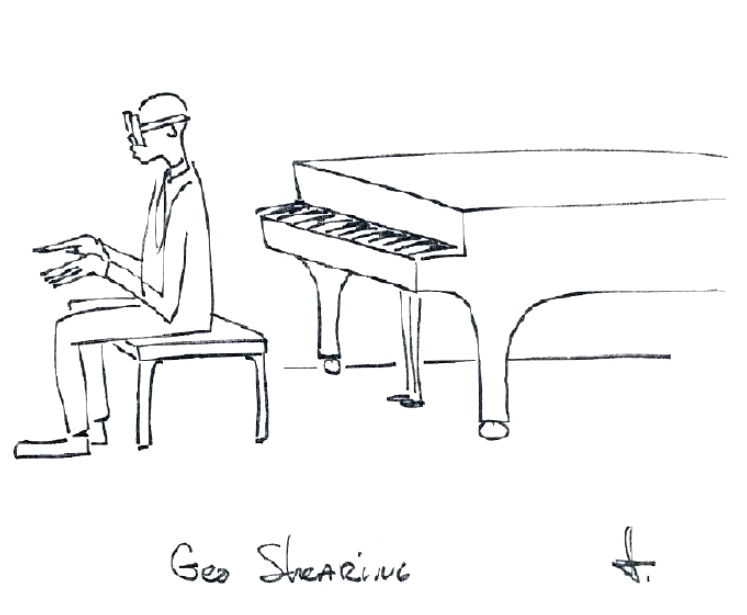 jimmy-rowles_dessine_ george-shearing