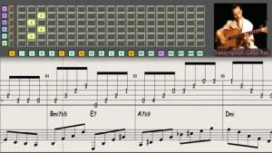 Improvisation n°3 Django Reinhardt 1943