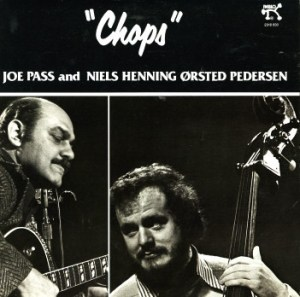 Joe Pass - guitar transcription - Gilles Rea