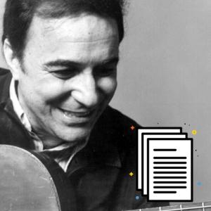 João Gilberto Bundle guitar transcription