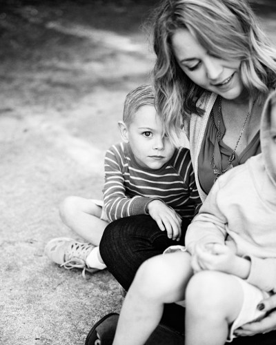 A Myrtle Beach Family Portrait Session at Huntington Beach State Park – A Momma and her Boys