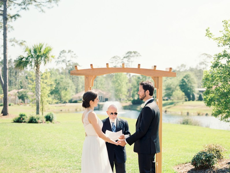 small intimate Myrtle Beach Wedding by Gillian Claire (18)
