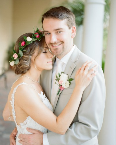 A colorful Ocean Club at Grande Dunes Wedding | Sarah and Michael
