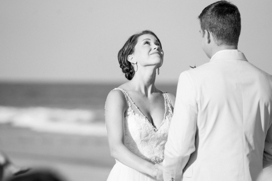 Debordieu wedding on the beach (34)