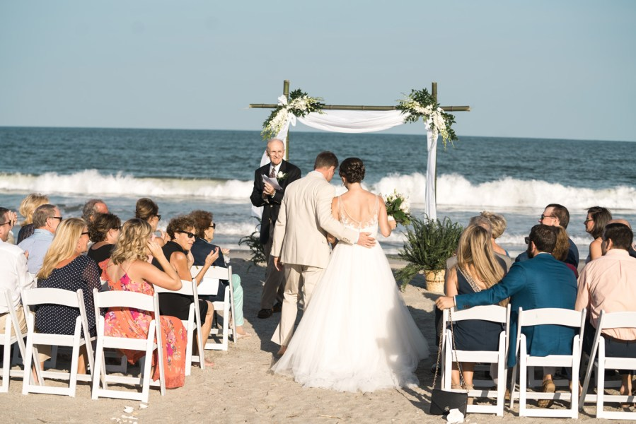 Debordieu wedding on the beach (42)