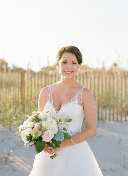 Debordieu wedding on the beach (54)