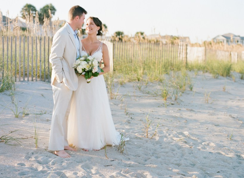 Debordieu wedding on the beach (55)