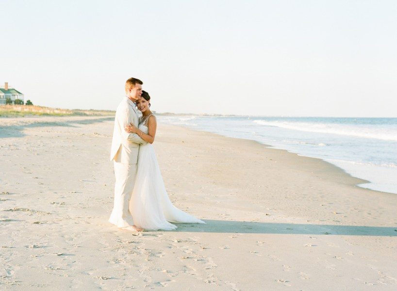 Debordieu wedding on the beach (66)