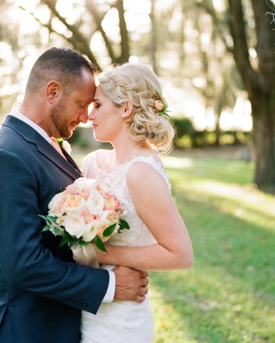 Southern Living Showcase Home by Custom Home Building Southern Wedding  |  Emily and Jeremy