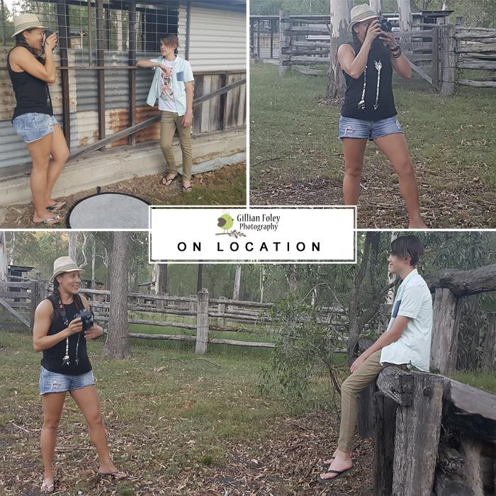 On Location   Harding's Paddock
