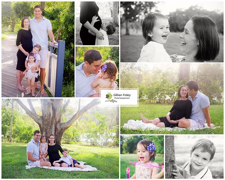 The Billiau Family   Gillian Foley Photography