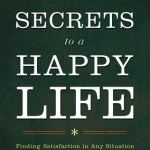 Q&A with Secrets to a Happy Life author Bill Giovannetti, a special announcement, and a book giveaway!