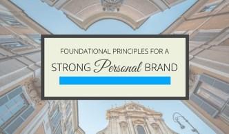 Personal Branding - Gillian Perkins
