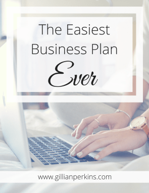 The Easiest Business Plan Ever