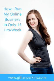 As the owner of 4 separate businesses (some online, and some off), it would be impossible for me to spend 40 hours running each of them every week. So how do I do it? A simple system that not only saves time, but also increases my success. Click to read about exactly how I do it.