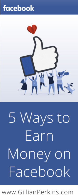Here are five different, real ways to earn a significant of money on Facebook. Learn how to actually make money on Facebook!